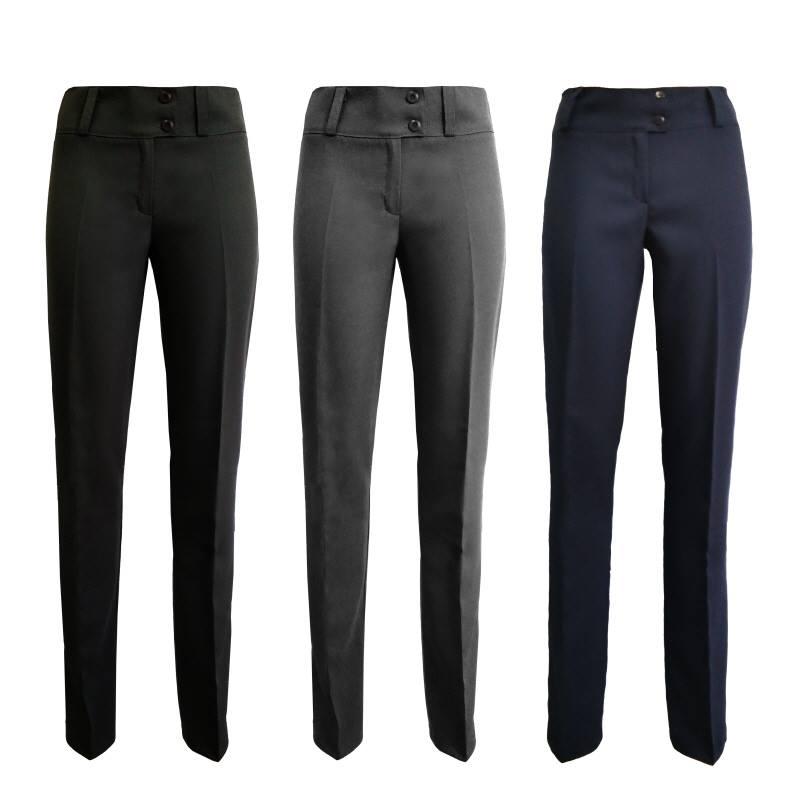 607b77da3 Pantalon de Vestir para dama – Zorzal Criollo – Ropa con su Logo ...