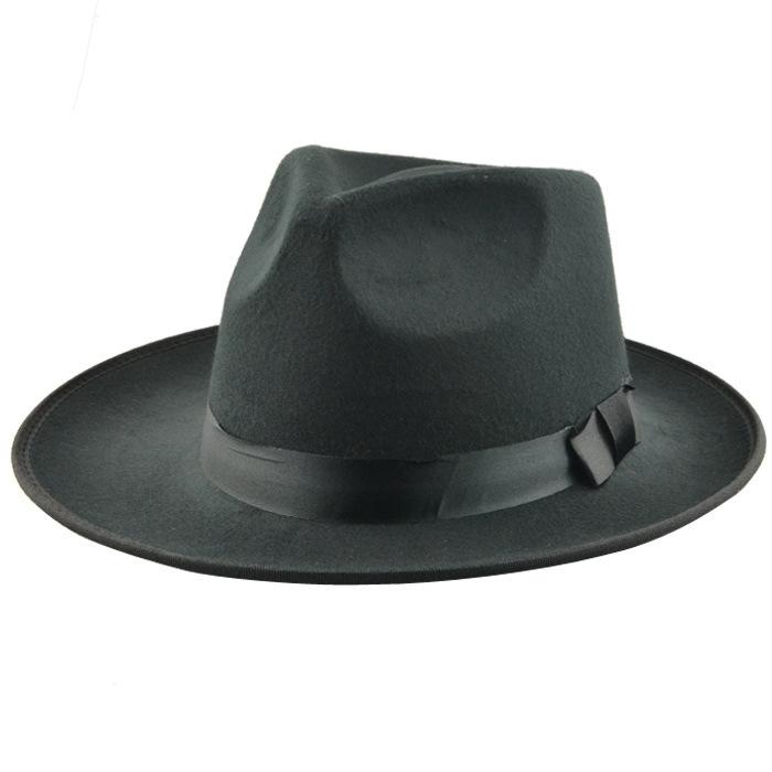 1fed04078df9d Sombrero de Paño ala ancha