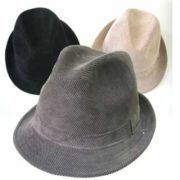 Sombrero Corderoy Fedora