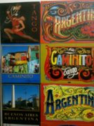 Cuadros de Tango/Argentina/Filete