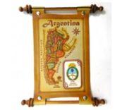 Tapiz Mapa de Argentina