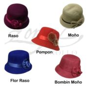 Sombreros Dama IV