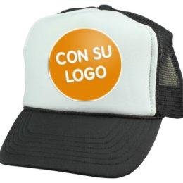 Gorras Trucker lisas o con Logo