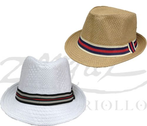 Sombrero Verano tipo fedora 3d51f9644df