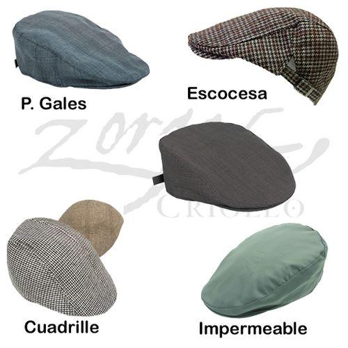048198110fc8 Sombreros de Tango, Boinas, Fedora, Panama y Gorras – Zorzal Criollo ...