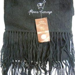 Bufanda de alpaca camargo