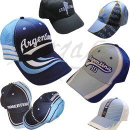 Gorras de Argentina