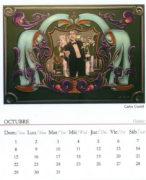 Calendario Tanguero