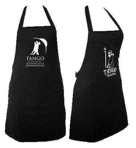 Delantales accesorios para cocina zorzal criollo remeras de tango ropa para bailar tango - Modelos de delantales de cocina ...